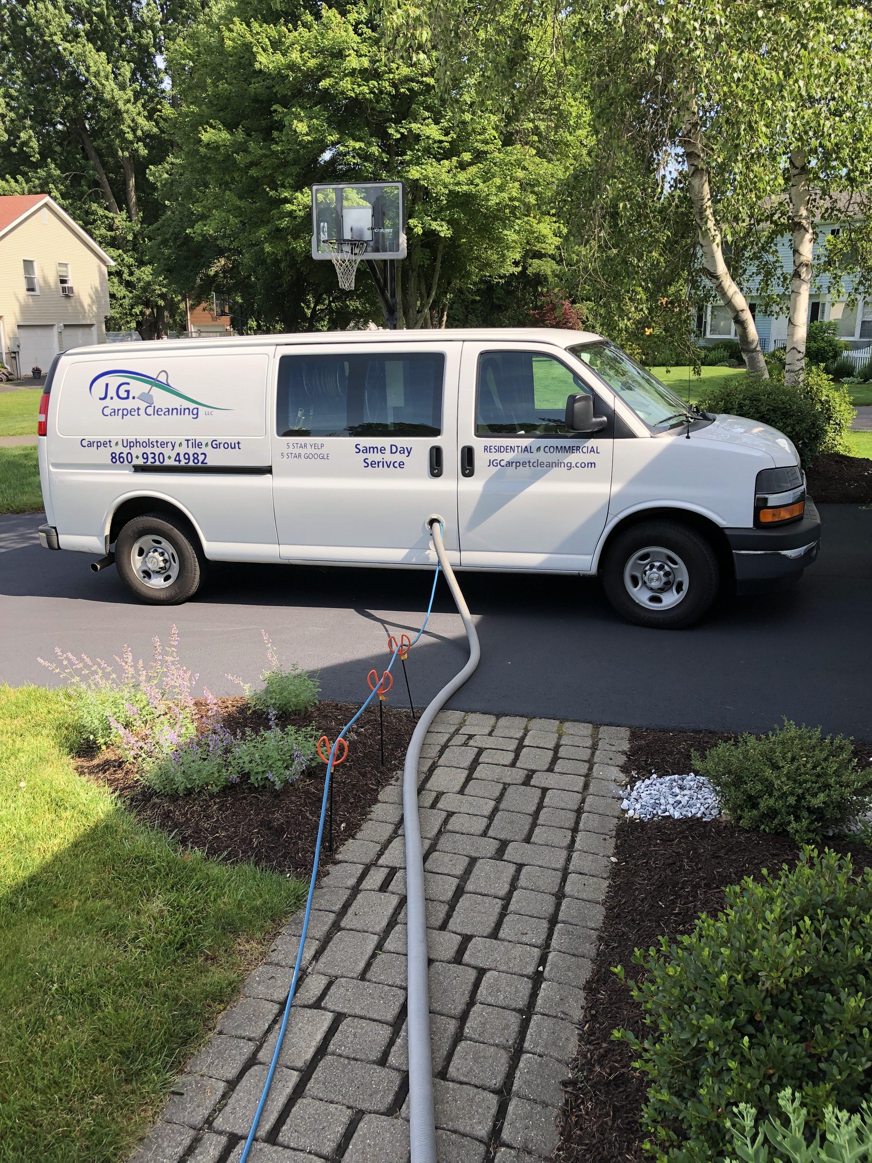 JG Carpet Cleaning